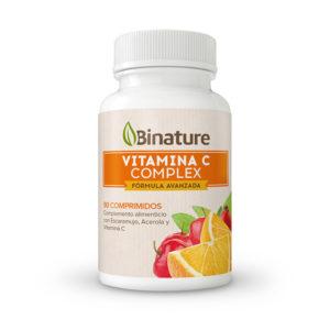 Complemento alimenticio vitamina C-complex